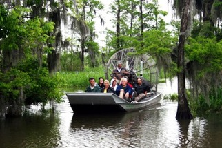 RV Parks near Lake Charles Attractions